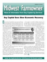 Ag Real Estate? Farm Management? Rural Appraisal? - Soy Capital ...