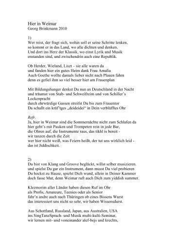 Text (PDF) - Yiddish Summer Weimar