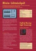 LSC Katalog - theatre lighting company - Seite 2