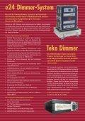 LSC Katalog - theatre lighting company - Seite 5