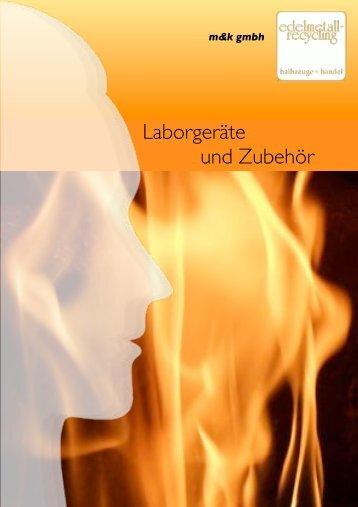 Labortiegel aktuell - Edelmetallhandel