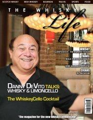 DANNY DEVITO TALKS: WHISKY ... - Whiskysocial.com