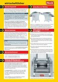 Rundmesser-Schneidemaschinen Cortex CB SLICER Schonender - Seite 3
