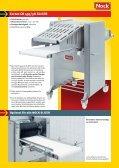 Rundmesser-Schneidemaschinen Cortex CB SLICER Schonender - Seite 5