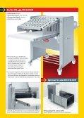 Rundmesser-Schneidemaschinen Cortex CB SLICER Schonender - Seite 6