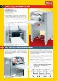 Rundmesser-Schneidemaschinen Cortex CB SLICER Schonender - Seite 7