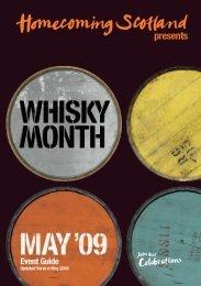 Whisky_Month_Brochure JH 02.indd - Scotch Malt Whisky