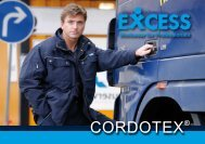 Cordotex® Reflex - Excess Workwear