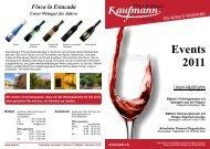 Unser Weingut des Jahres - Kaufmann Wine & Drinks