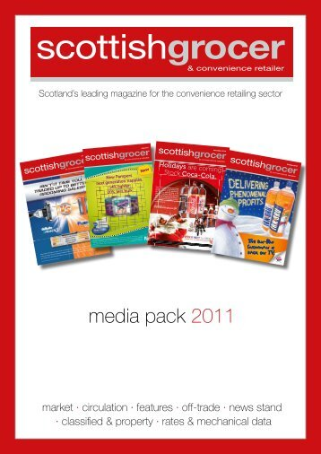 Scottish Grocer - Peebles Media Group