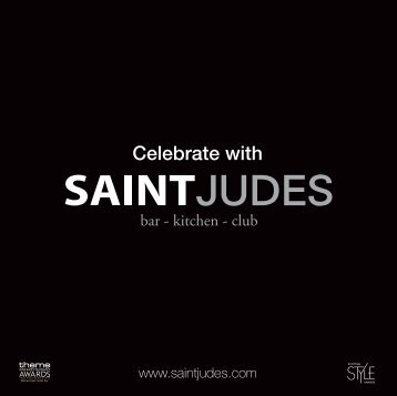 Celebrate with - Saint Judes