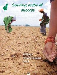 Annual Report 2004.pdf - icrisat