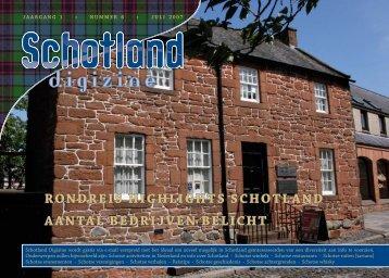 jaargang 1 • nummer 6 • juli 2007 - Schotland Digizine