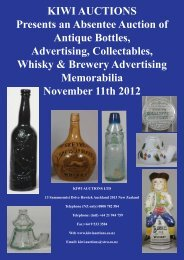 Catalogue - Kiwi Auctions