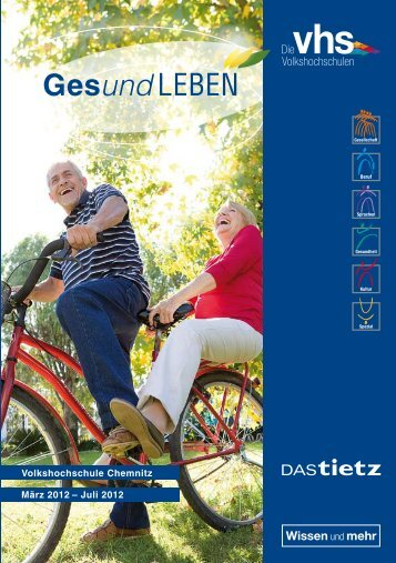 Gesund LEBEN - Volkshochschule Chemnitz