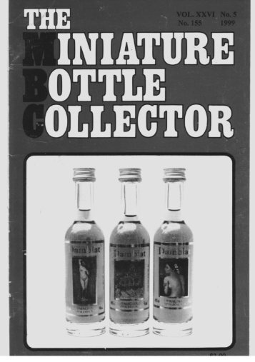 Page 1 Page 2 MINI BEER BOTTLE POSTER First ever MINI BEER ...