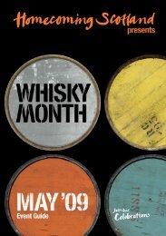 Whisky an - Come to Scotland
