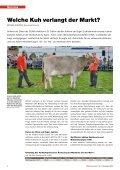 CHbraunvieh 09-2012 - Schweizer Braunviehzuchtverband - Seite 4