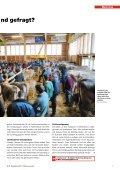 CHbraunvieh 09-2012 - Schweizer Braunviehzuchtverband - Seite 7