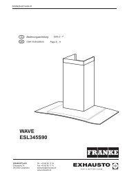 WAVE ESL345S90 - exhausto.de