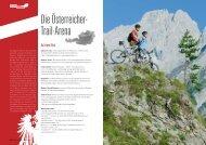 Region Zugspitze: Die österreicher Trail-Arena - outdoor guide