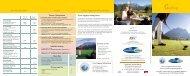 Prices Memberships 2009 - Tiroler Zugspitz Arena