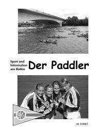 Der Paddler 02/07
