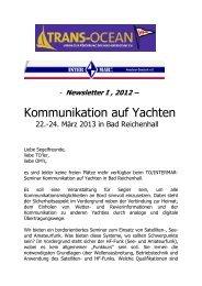 Download PDF Datei 01/2012 - Trans - Ocean e.V.