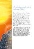 Globalstrahlung - Energie der Sonne - Schmidt Solarstrom GmbH - Seite 6