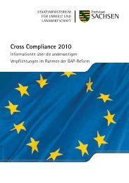 Cross Compliance 2010 - Naturschutzverband Sachsen (NaSa)