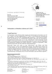 Musil, Prof. Dr. Andreas, Universität Potsdam - Deutscher Bundestag