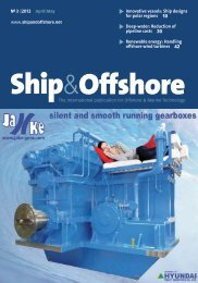 Handling offshore wind turbines - Shipandoffshore.net