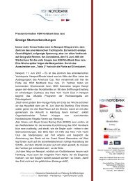 Presseberichte - Hamburgischer Verein Seefahrt