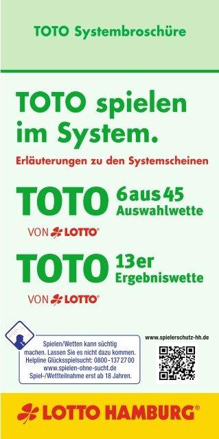 Toto Spiel