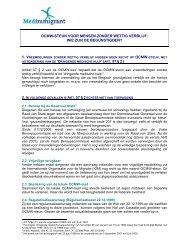 ocmw-steun voor mensen zonder wettig verblijf: wie ... - Medimmigrant