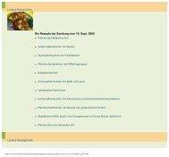 Rezepte - Kochen um die Wette | Fernsehen | hr