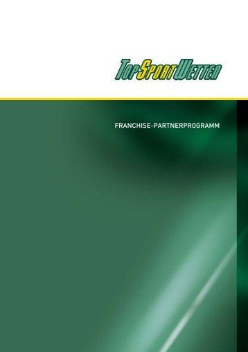 franchise-partnerprogramm - Selbständig als TopSportWetten-Partner