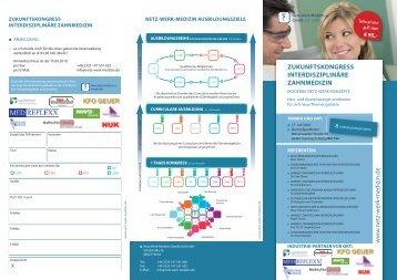 Programmübersicht - CMD-Dachverband eV