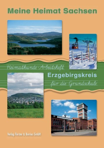 Erzgebirgskreis - Meine Heimat