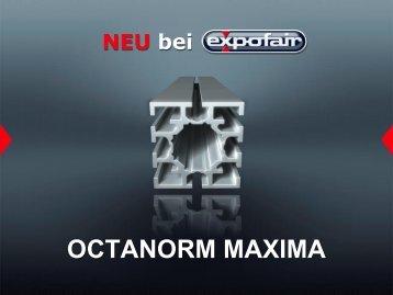 OCTANORM MAXIMA - Expofair GmbH