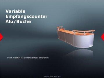 Counter (PDF 612kB) - Expofair GmbH