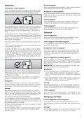 Gebrauchsanleitung - Moebelplus GmbH - Seite 3