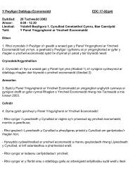 Y Pwyllgor Datblygu Economaidd EDC 17-02(p4) - National ...