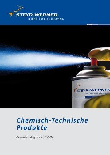 Chemisch-Technische Produkte - Steyr-Werner