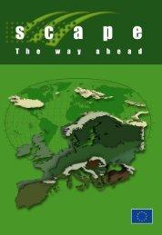 The way ahead - European Soil Portal - Europa