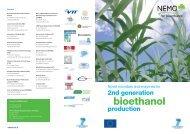 bioethanol - Nemo - VTT