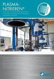 Plasma- NitriereN* - Werz Vakuum-Wärmebehandlung GmbH