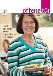 magazin - Kreuznacher Diakonie