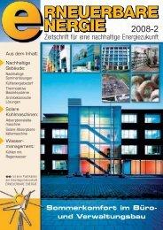 Nachhaltiger - bei AEE - Institut für Nachhaltige Technologien