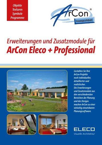 Objekte - ArCon Eleco